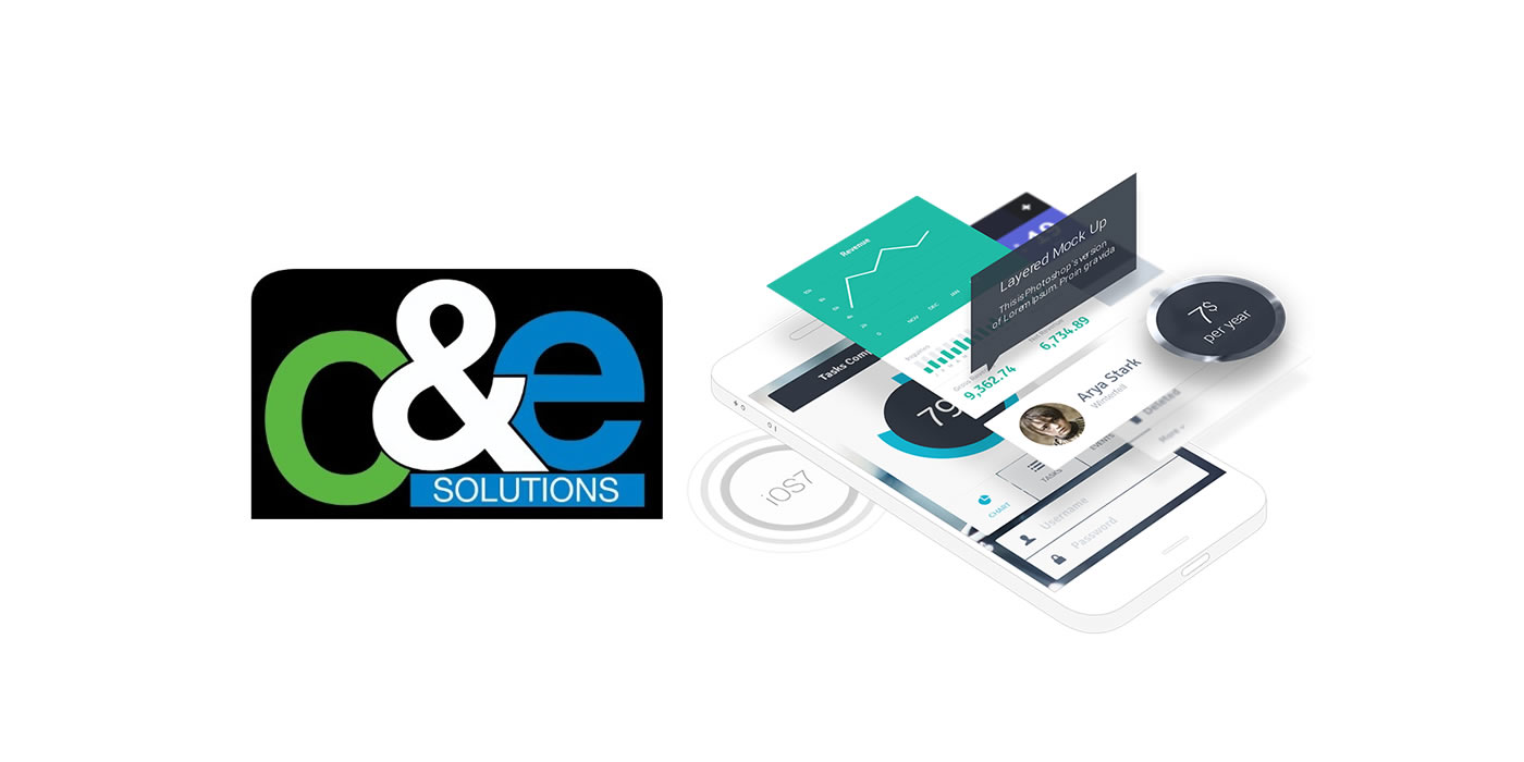 C and E Web App Solutions